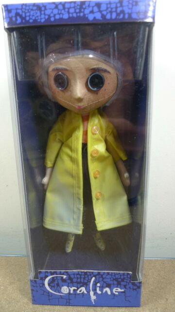 Neca Coraline Authentic Movie 10 Prop Replica Doll For Sale