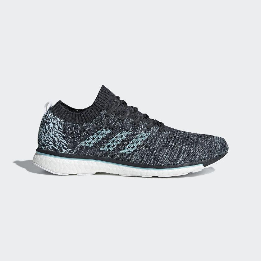 c44d3786f06 Adidas Adizero Prime Parley Men s Running shoes Primeknit Boost- DB1252