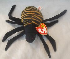 Ty Beanie Baby Spinner the Spider 5th Generation Hang Tag PVC Filled 3bd49b9d4c