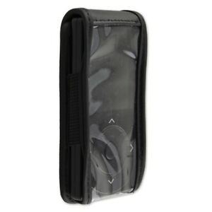 caseroxx-Leather-Case-with-belt-clip-for-Dexcom-G4-G5-in-black-made-of-real-le