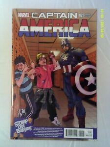 CAPTAIN AMERICA 25 (1st SAM WILSON CAP- VARIANT COVER 1:15) MARVEL COMICS 2014