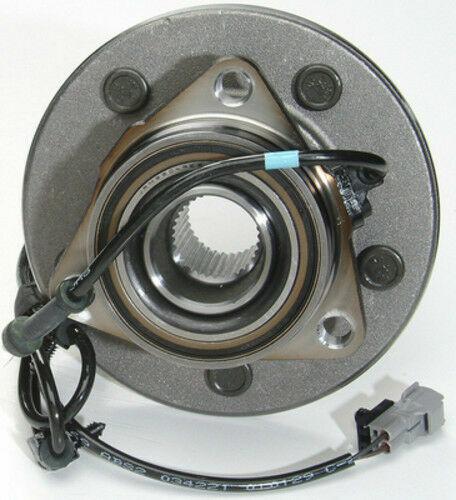 2 New Front Wheel Bearing /& Hub 2000 2001 Dodge Ram 1500 4x4 ABS 3.9L 5.2L 5.9L