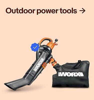 Outdoor power tools