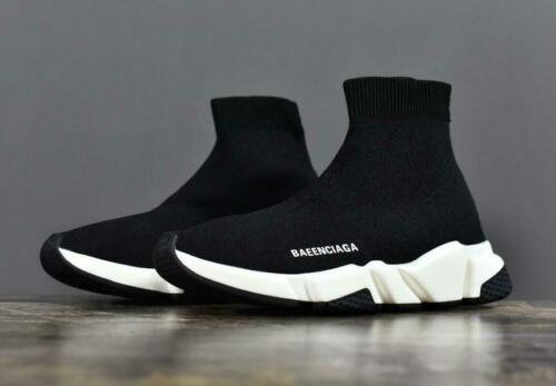 Unisex Neu Designer Style Strick Speed Socke Runner Turnschuhe  Gr.36-45 EU
