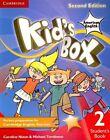 Kid's Box American English Level 2 Student's Book by Michael Tomlinson, Caroline Nixon (Paperback, 2014)