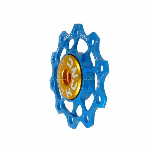 KCNC Jockey Wheel Pulley Ultra Light 12T Shimano Campagnolo SRAM BIKE BLUE