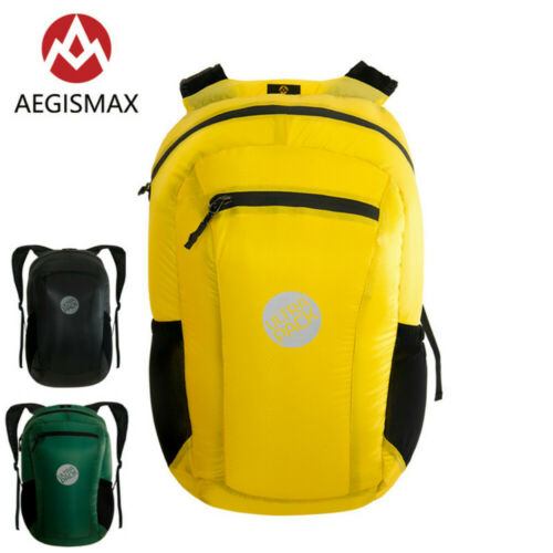 AEGISMAX 18L Ultralight Backpack Waterproof Bag Outdoor Camping Hiking Day Pack