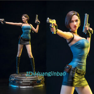 Resident Evil Jill Valentine 1/4 Scale Painted Resin Model Statue 51.5cm/20.3''H