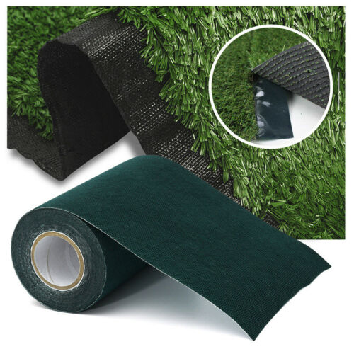 5m 10m Adhesive Joining Fixing Tape for Artificial Grass Lawn Turf Sod Sward UK