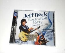 JEFF BECK - Rock 'n' Roll Party (Honoring Les Paul) - CD 2011 ATCO RECORDS - NEW