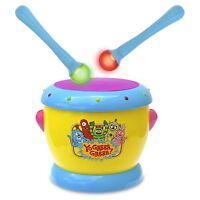 Yo Gabba Gabba Music Drums With Light Up Sticks , New, Free Shipping