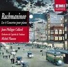 Sergey Rachmaninov Piano Concertos (collard)