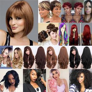 Populaire-99-Couleurs-Cosplay-Perruque-Longue-Droite-Raide-Deguisement-Femme-Wig