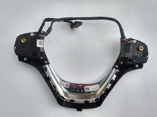 BMW  1 F20 2 F22 3 F30 4 F32 SPORT STEERING WHEEL BUTTONS PANEL BAR switch
