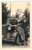 19/236 AK AUTO OLDTIMER JAHR 1951