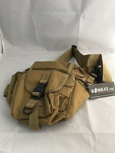 Kombat-Coyote-Tactical-Shoulder-Bag-7-Litre-Airsoft-Military-Army-Paintball