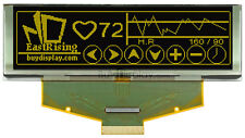Yellow Serial Spi Graphic 32 Oled Module Display 256x64 Withtutorialconnector