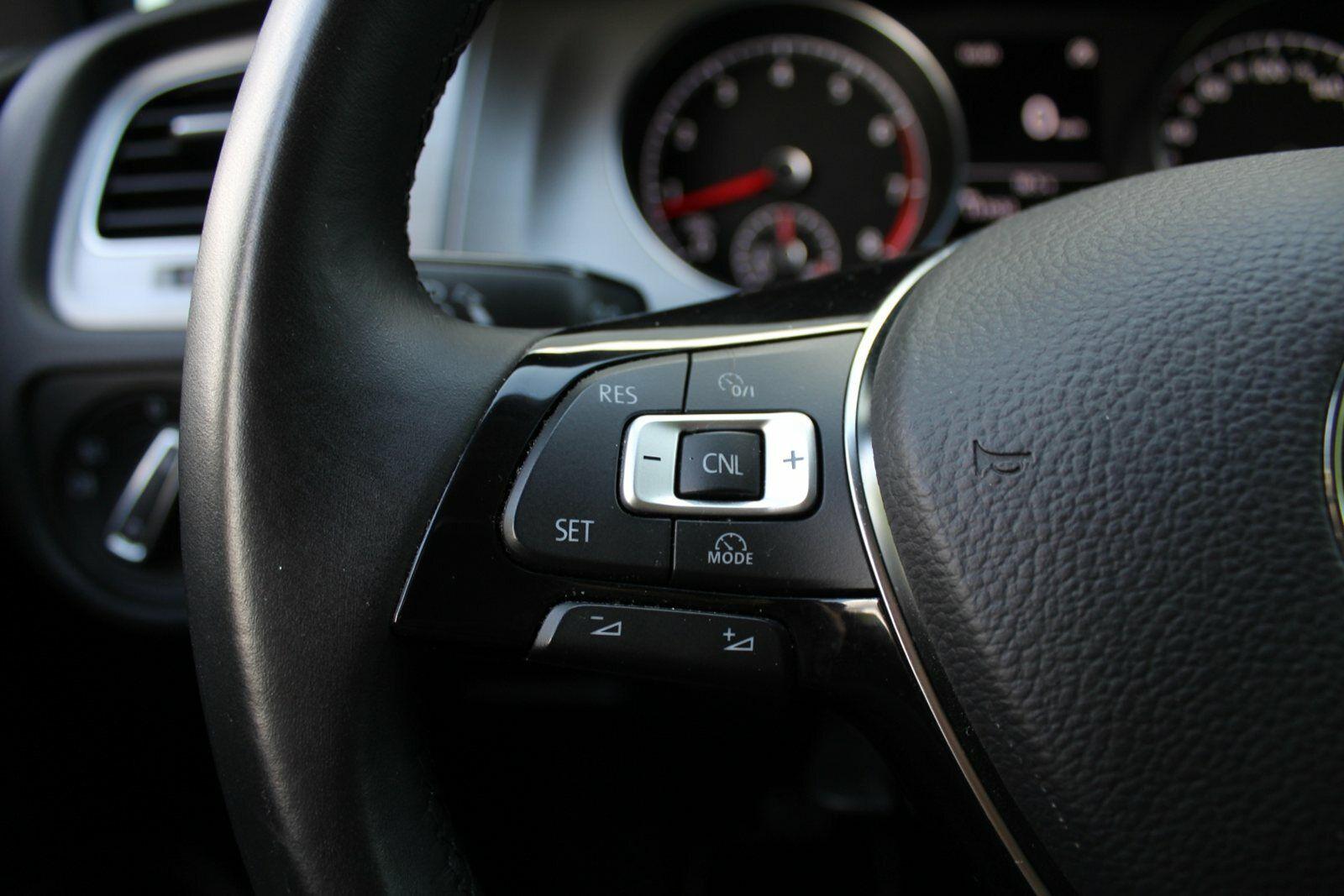 VW Golf VII 1,4 TSi 140 R-line BMT - billede 10