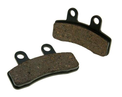 rs 400//rs 460 shenke Plaquettes de freins pour rex