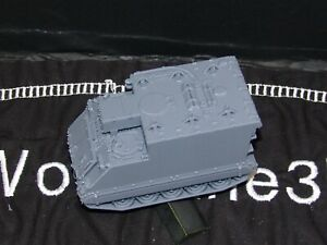 Flames Of War USA M577 Armored Command Vehicle 1/100 15mm FREE SHIPPING