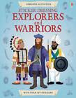 Sticker Dressing Explorers & Warriors by Struan Reid, Lisa Jane Gillespie (Paperback, 2013)