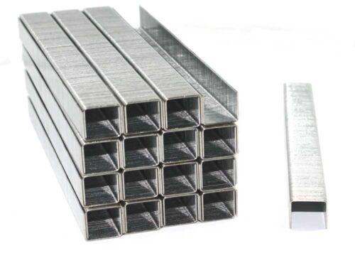 5000 Tackerklammern 6 mm TYP 53//6 Heftklammern Tacker Klammern Handtacker Hefter