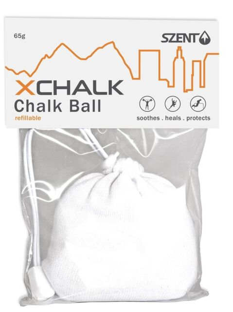 Refillabe Gym Chalk Ball Shot - 100% Satisfaction Guaranteed XCHALK