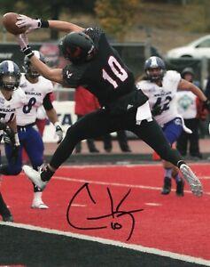 Cooper Kupp Eastern Washington Eagles Signed 8x10 Photo W Coa 2 Ebay