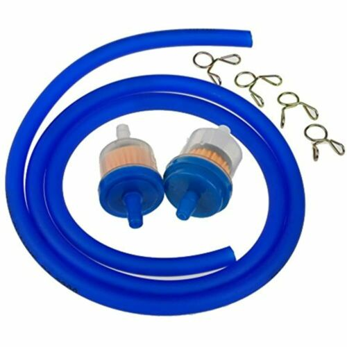Gas Fuel Filter Hose Tube Line For Chinese GY6 50cc 150cc 139QMB 157QMJ Tao ATV