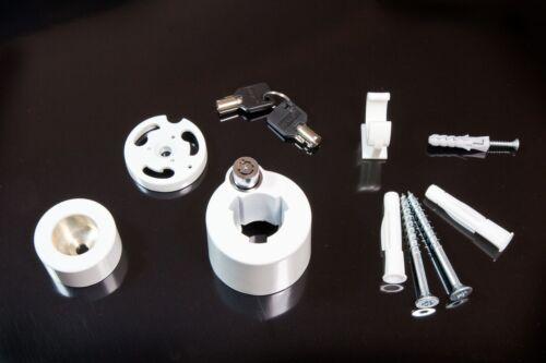 2.000mm Einbruchsicherung Einbruchschutz Sicherungsstange DIN 18104-1 bis max