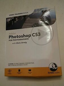 001 Adobe Photoshop CS3 for Photographers Video Training Book Chris Orwig