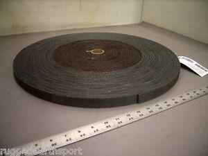 "Gray Military 1"" Inch Wide Nylon Webbing 3,500 lb Mil-Spec 100' 100 FOOT ROLL"