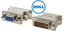Genuine NEW Dell DVI Male to VGA Female Adaptor / Adapter Dimension & OptiPlex