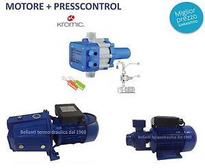 Presscontrol Kromic Regolatore Automatico Pressione Per Autoclave