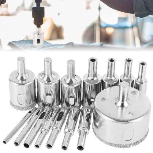 ❤Diamond Drill Bits for Glass Ceramic Tile Porcelain Hole Maker Saw Cutting Set