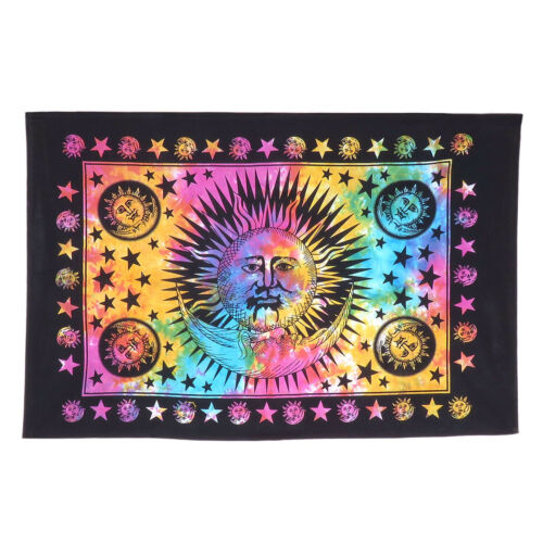 Mandala Tapestry Indian WallHanging Decor Bohemian Hippie Poster Bedspread Throw