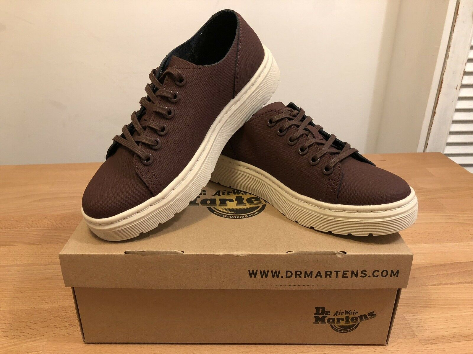 Dr. Martens Dante Old Oxblood Ajax zapatos  New  Only