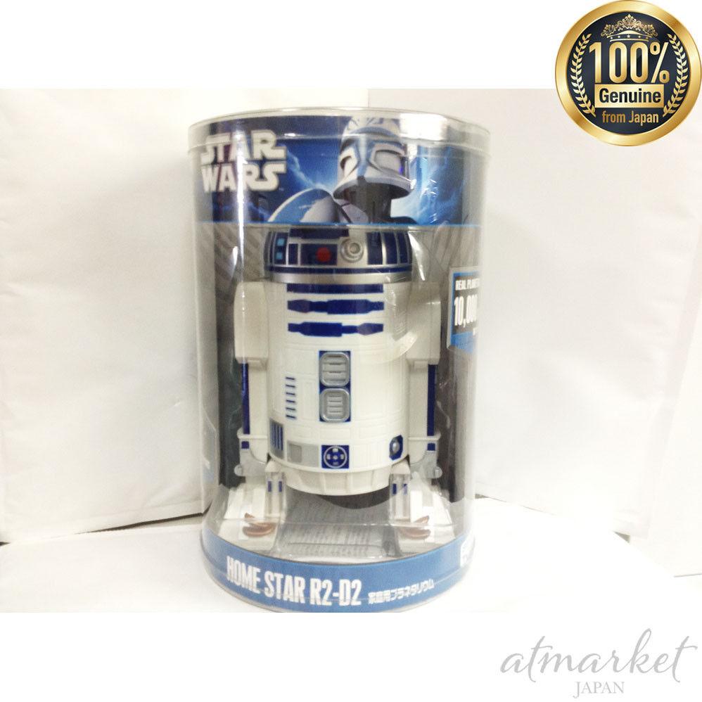 Star Wars R2D2 Home Star Planetarium Sega Toys star-gazing JAPAN Import F S