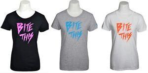 Reebok-Womens-Workout-Tee-Shirt-Ladies-Yoga-Gray-White-Black-Exercise-Gym-Top