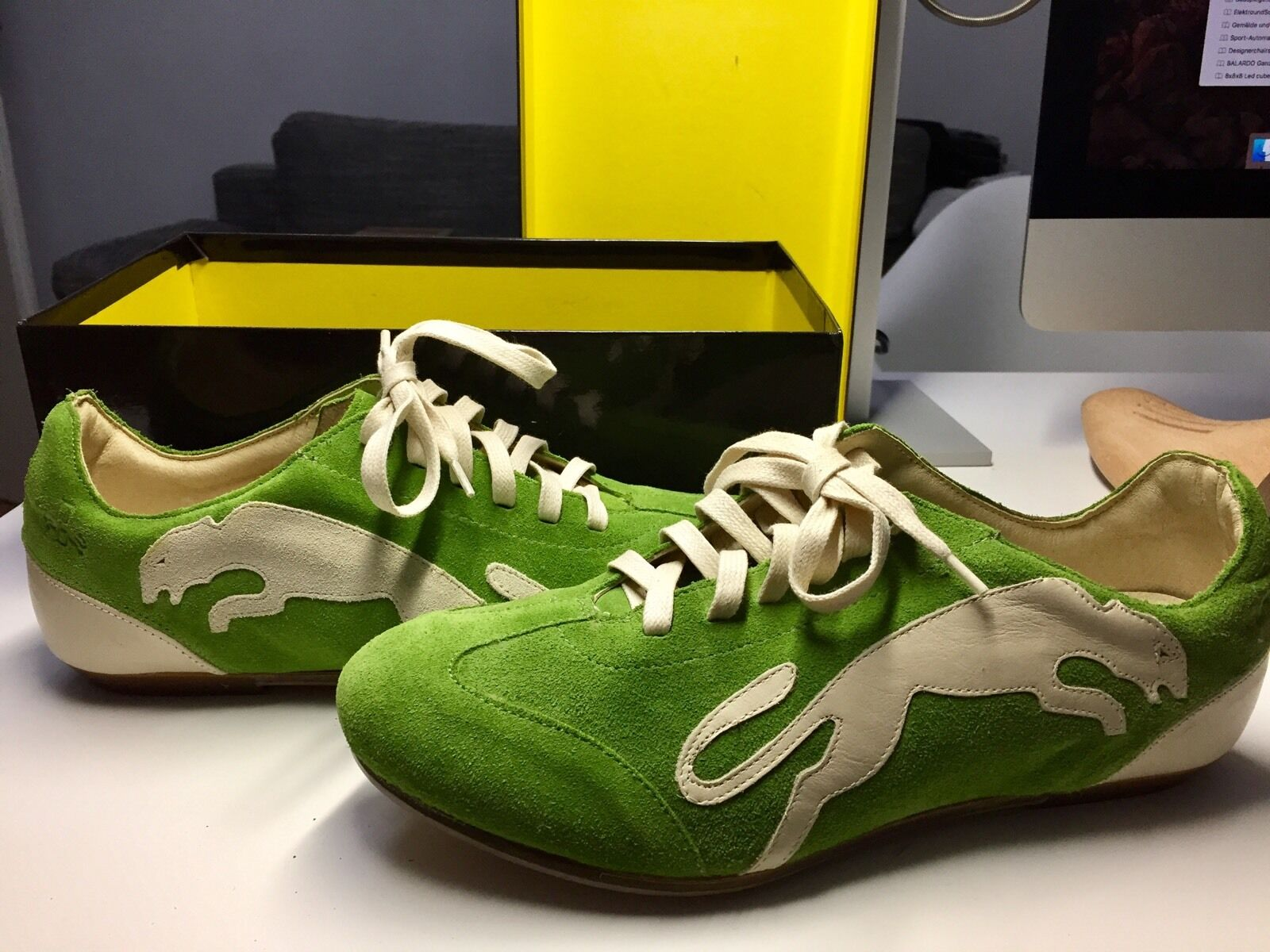 Puma Sneaker by Alexander van Slobbe Gr. 40