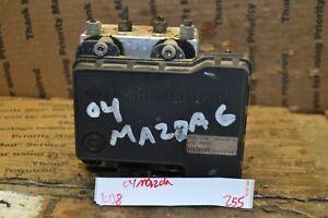 2003-2004-Mazda-6-ABS-Pump-Control-OEM-GK2A437A0-Module-255-10d8
