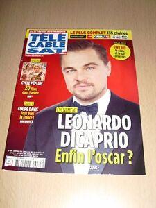 TELE-CABLE-SAT-N-1347-fevrier-2016-Leonardo-DiCaprio
