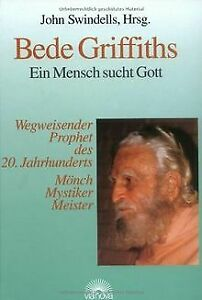 Bede-Griffiths-von-John-Swindells-Buch-Zustand-gut