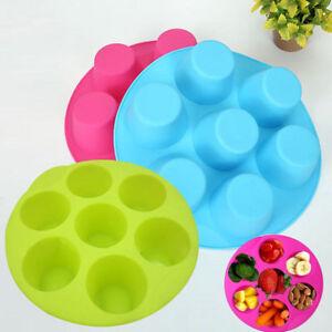 7Cavity-Silicone-Cupcake-Mold-DIY-Muffin-Chocolate-Pudding-Baking-Tray-Pan-Mould