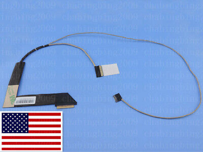 Original LCD LVDS Video Display Screen Cable Flex for MSI P//N K1N-3040074-H39