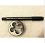 1pc HSS Machine 5//16-27 UNS Plug Tap and 1pc 5//16-27 UNS Die Threading Tool