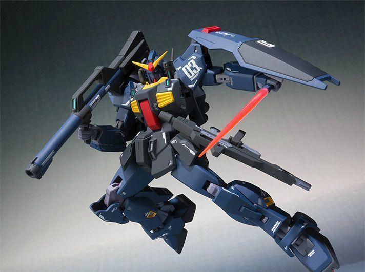 ROBOT SPIRITS SIDE MS Ka signature GUNDAM Mk-II TITANS Action Figure BANDAI NEW