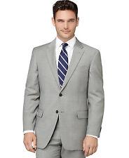 Tommy 2017 Men's Grey Sharkskin Classic-Fit Suit Jacket 36S ~ New $425.00 ~