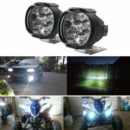 New LED High Brightness Spotlight Huntingt Car Motorcycle Headlamp Fog Light