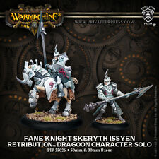 Warmachine BNIB - Scyrah - Retribution Fane Knight Skeryth Issyen (2)